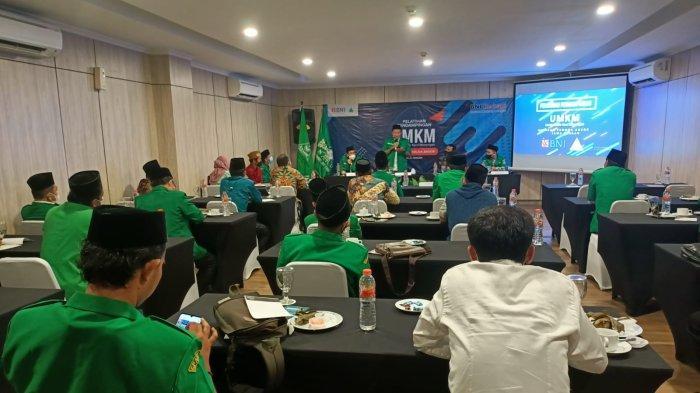 UMKM Didorong Bisa Naik Kelas, GP Ansor Jateng Data Usaha Anggota, Bikin Jejaring Pasar Se-Indonesia