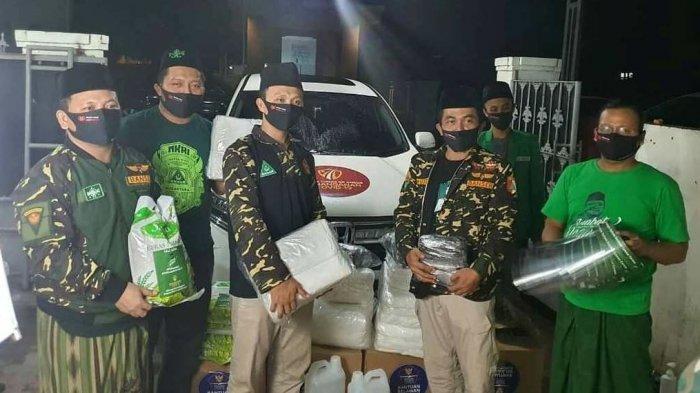 GP Ansor Jateng Imbau Kader Terlibat Jogo Tonggo Tangani Dampak Covid-19