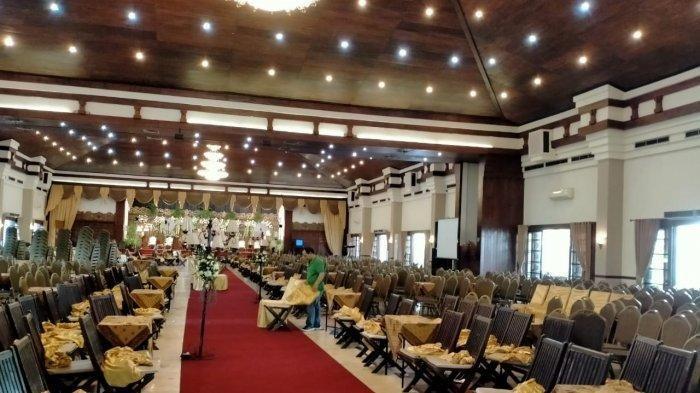 2 Acara Resepsi PernikahanBatal diGedung Graha Saba Buana Milik Jokowi Gara-gara Corona