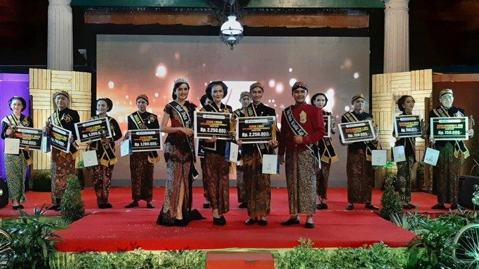 Duta Wisata Kabupaten Rembang Terpilih, Ini Pesan Bupati Hafidz