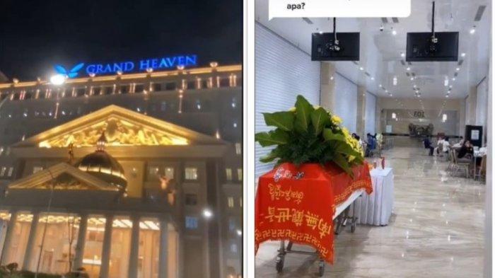 Penampakan Rumah Duka Grand Heaven Surabaya yang Viral, Ada Restoran Mewah dan Kamar Presiden Suite