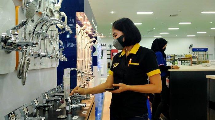 Supermarket Bahan Bangunan Tom's Kini Hadir di Semarang Barat