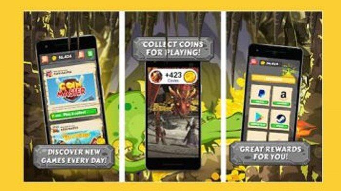 Greedy Dragon Aplikasi Game Penghasil Uang Terbukti Membayar