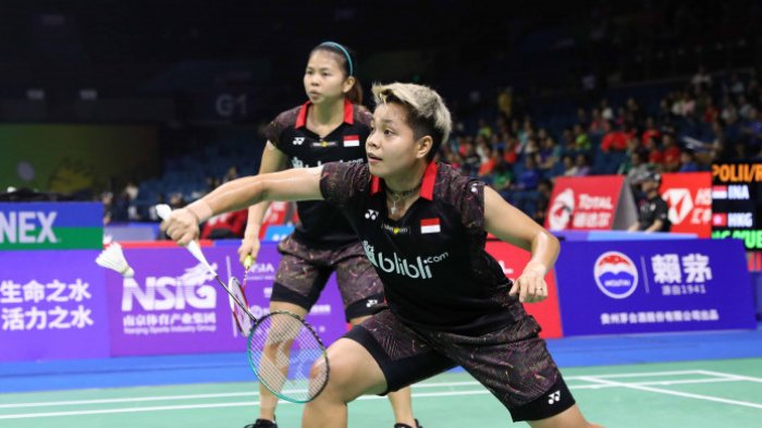 Hasil Thailand Open II 2021 The Daddies dan Greysia/Apriyani Kalah, Indonesia Gagal Tembus Final