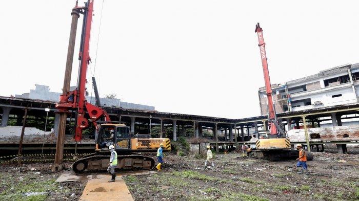 Pembangunan Pasar Johar Selatan dan Pasar Kanjengan Dimulai