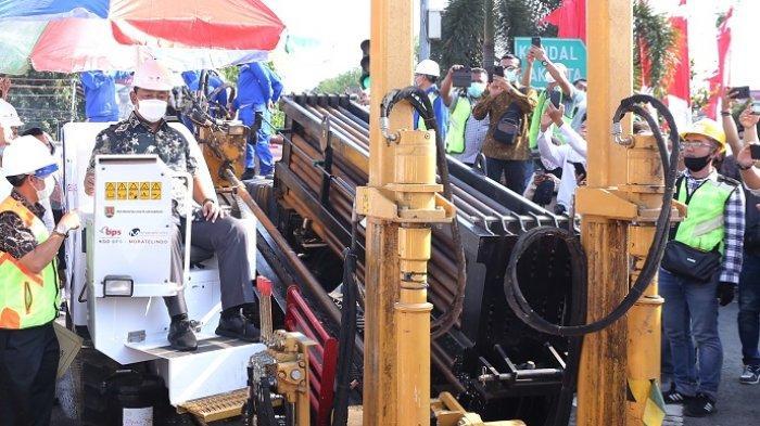 Perindah Estetika Kota, Hendi Realisasikan Pembangunan Kabel Bawah Tanah di Kota Semarang