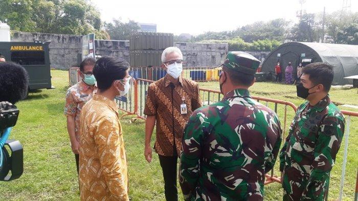 Ganjar Sebut Masih Ada Masalah Implementasi Pada 7.600 RT di Jateng yang Di-lockdown