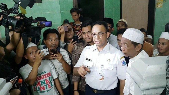 Antara Isu Erwin Aksa Jadi Calon Wagub DKI dan Inilah Tanggapan Anies Baswedan