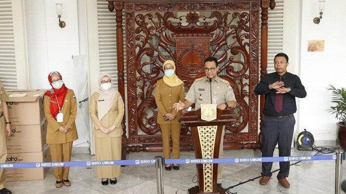 PSBB Jakarta Diperpanjang, Anies Baswedan: Tak Ada Lagi Peringatan, Kini Fase Penindakan