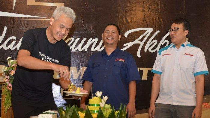 Cerita Gubernur Ganjar Pranowo Rela Terbang dari Bandung demi BisMania Community: Menarik banget