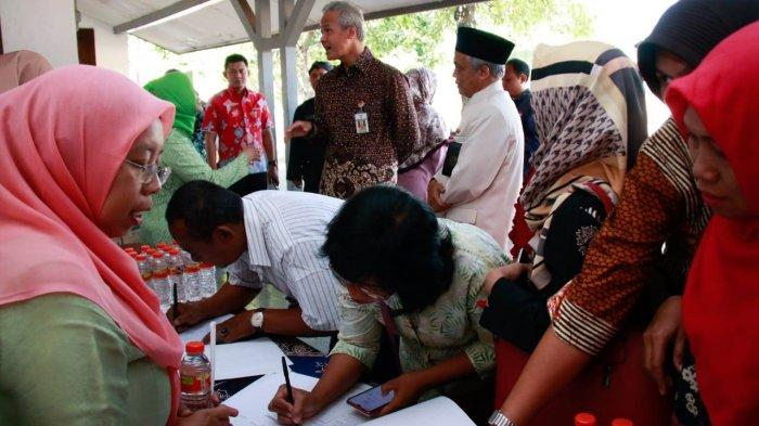 Lewat Jalur Prestasi,Siswa Asal Bergas Kabupaten Semarang Berhasil Masuk SMAN 1 Semarang