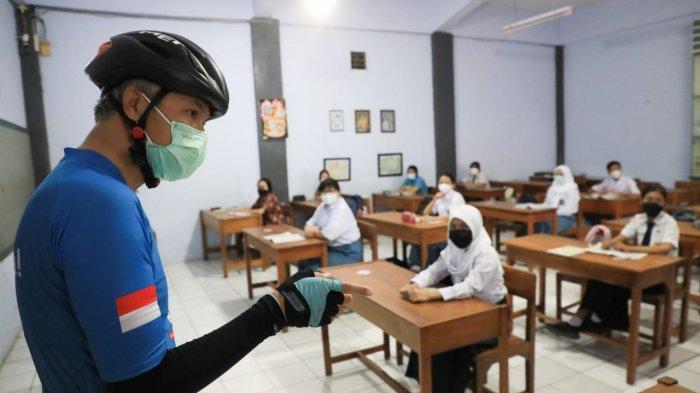 Apa Itu PTM? Aturan Prokes Saat Penyelanggaraan Kegiatan Belajar Mengajar di Sekolah