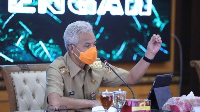 Gubernur Jateng Imbau Kepala Daerah Antisipasi Libur Panjang, Jangan Sampai Terjadi Gelombang Ketiga