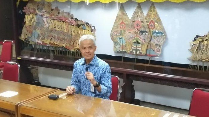 3 Pasien Positif Corona di Jateng Meninggal, Gubernur Ganjar Pranowo Ikuti Langkah Korea Selatan