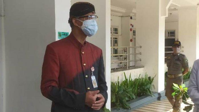 Gubernur Ganjar Pranowo Minta Bupati Banjarnegara Serius Merespons Peningkatan Kasus Covid-19