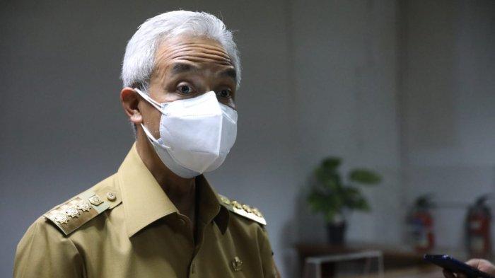 Jokowi Resmi Terapkan PPKM Darurat di Jawa dan Bali, Ganjar: Siap, Itu Cara Lebih Bagus