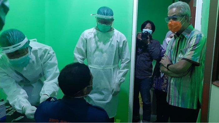 Kasus Covid-19 pada Nakes di Semarang Turun 30 Persen Pasca Vaksinasi Tahap I