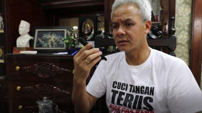 Isi Percakapan Ganjar Pranowo dan Orangtua Siswa di Pati Mengaku Pakai SKD Palsu