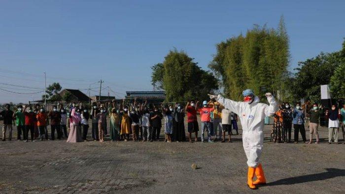 Ini Situasi Covid-19 di Indonesia Terkini di Hari Terakhir Penerapan PPKM