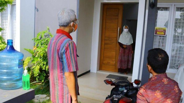 Ganjar Apresiasi Pelaksanaan Jogo Tonggo di Kedungdowo Kudus, Ada Tim Juru Masak