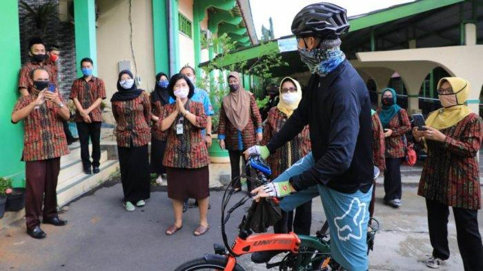 Proses PPDB Rampung, Ganjar Ingatkan Kepala Sekolah Tak Lakukan Pungutan Liar