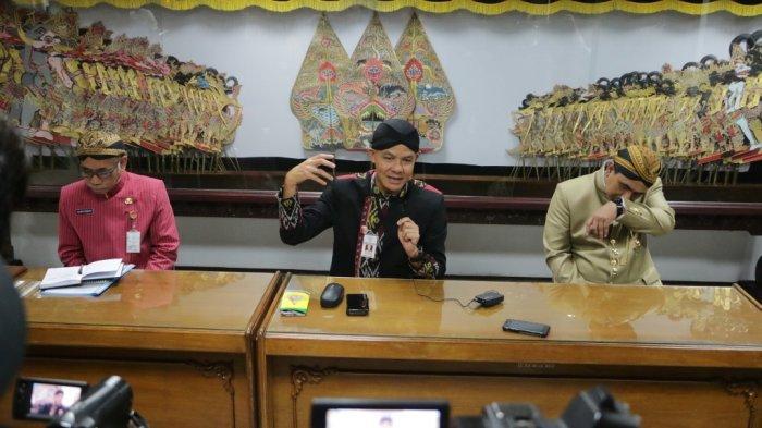 Semarang Tambah 1 Pasien Positif Corona, Kini Jadi 3 Orang, Harus Tetapkan KLB? Ini Jawaban Ganjar