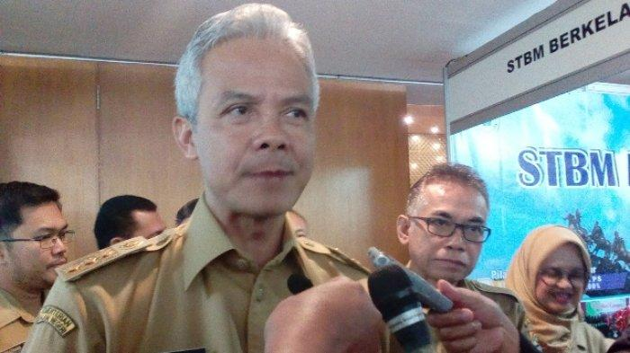 Hadiri Rakerkesda Dinkes Jateng, Gubernur Ganjar Soroti Politik Kesehatan di Jawa Tengah