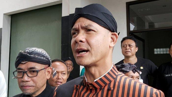 Reaksi Ganjar Pranowo saat Dimarahi Gubernur Lain karena Dapat Bantuan Lebih Banyak dari Jokowi
