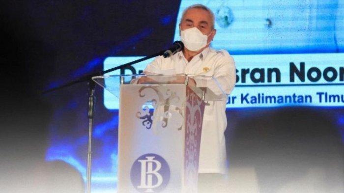 Gubernur Kaltim Isran Noor Ungkap Kekesalan soal Tambang Batu Bara Ilegal: Hancur Jalan!
