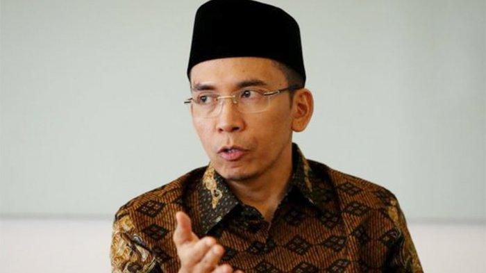 Cuitan Jokowi Soal Muazin Sholat Id Dibully, TGB: Jangan Menghina Kalau Masih Fakir Ilmu