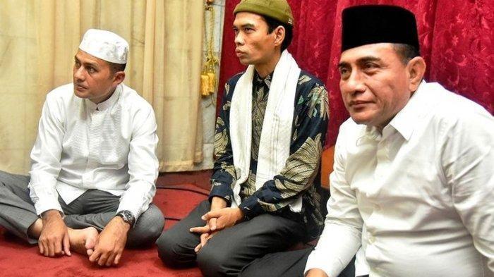 TanggapanUstazAbdulSomadSoal Dilaporkan keBareskrim Polri atasDugaan Penistaan Agama
