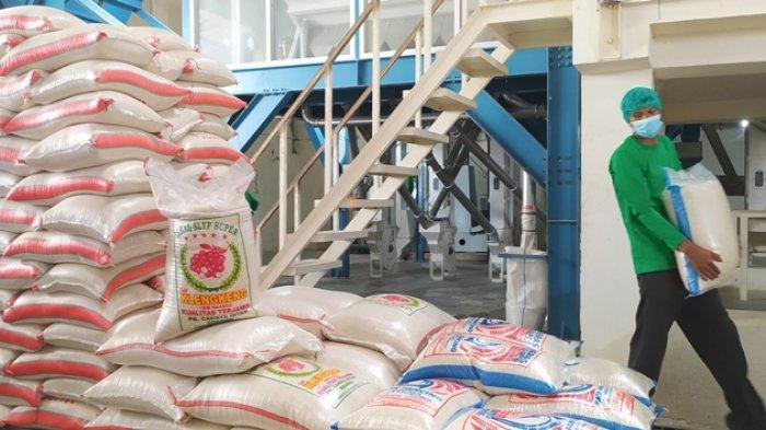 Di Tangan Pasutri Sragen Ini, Beras Lokal Berjaya di Pasar Internasional, Kirim 1.000 ton ke Arab
