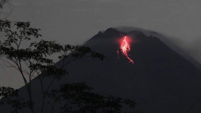 Muncul Lava Pijar Gunung Merapi Tadi Malam, Kepala BPPTKG: Indikator Magma Terus ke Permukaan