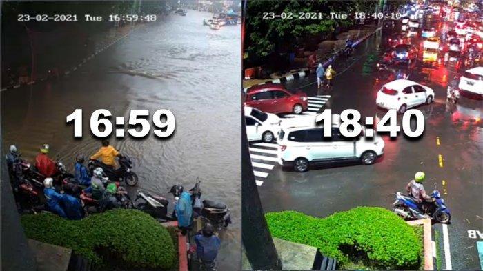 Gunakan Analitik CCTV: Genangan di Simpanglima Semarang Kering Dalam 2 Jam