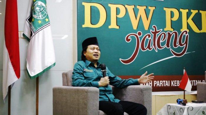 Gus Yusuf Ketua PKB Jateng Harap Bupati Fasilitasi Rapid Test Antigen Gratis bagi Para Santri