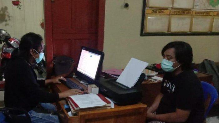 Buron 8 Bulan, Pelaku Pencuri Smartphone di Kembaran Banyumas Dibekuk Polisi