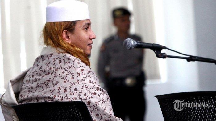 Bahar bin Smith Bantah Saksi di Sidang: Saya Tidak Menginjak, yang Benar Saya Memukul