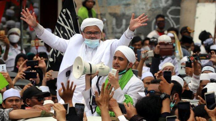 Respons Habib Rizieq Shihab Atas Tewasnya 6 Pengawalnya, Munarman: Beliau Sangat Sedih