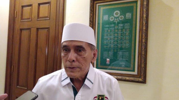 Habib Hasan Mulachela ketika ditemui di kediamannya di Solo, Sabtu (16/1/2021).