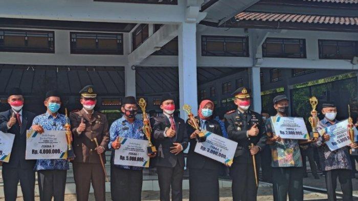 Harus Dari Lapisan Bawah, Bupati Wihaji Tegaskan RT Berperan Dalam Penentuan Wilayah Zero Covid-19