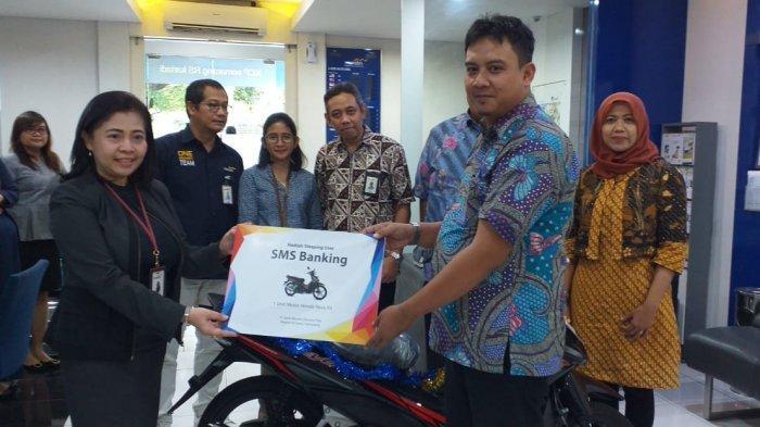 Arief Sempat Abaikan Informasi Hadiah Undian Honda Revo Bank Mandiri Selama Dua Pekan Tribun Jateng