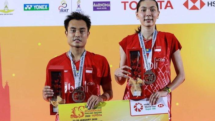 Hasil Badminton Thailand Masters 2020, Hafiz/Gloria Gagal di Final, Aman ke Kualifikasi Olimpiade