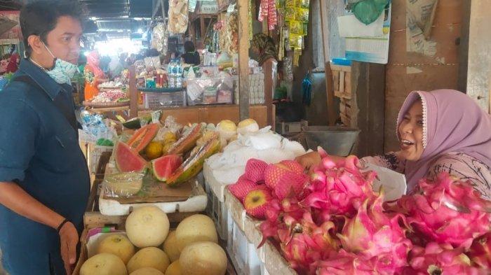 Harga Buah di Pasar Kendal Naik Jelang Idulfitri