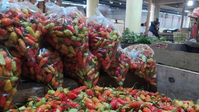 Harga Cabai Rawit di Karanganyar Bertahan Pada Harga Rp 100 Ribu Lebih Selama Dua Pekan