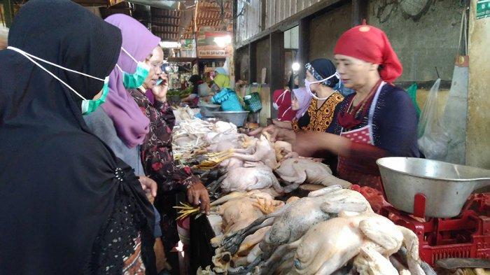 Harga Daging Ayam di Kendal Menggila, Naiknya Sampai Rp 10 Ribu Lebih