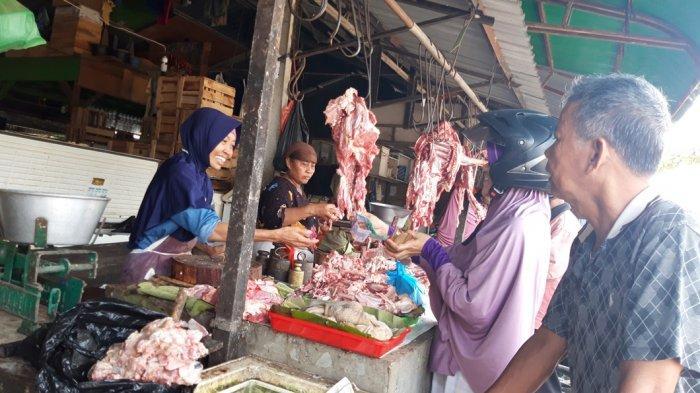 Jelang Ramadhan dan di Tengah Wabah Virus Corona, Harga Daging Sapi di Jateng Mulai Merangkak Naik