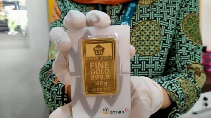 Harga Emas Antam di Semarang Hari Ini 4 September 2021 Naik Rp 6.000 Per Gram, Ini Daftarnya