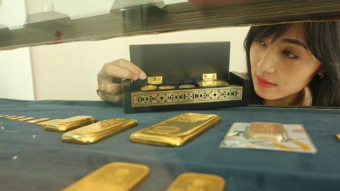 Harga Emas Antamdi Semarang Hari Ini Turun Rp 34.000 Per Gram, Berikut Lengkapnya