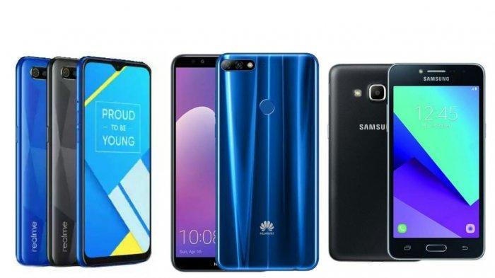 Daftar Harga Hp Terbaru Bulan Juli 2019 Di Bawah Rp 2 Juta Dan Spesifikasi Ada Oppo Hingga Samsung Halaman All Tribun Jateng