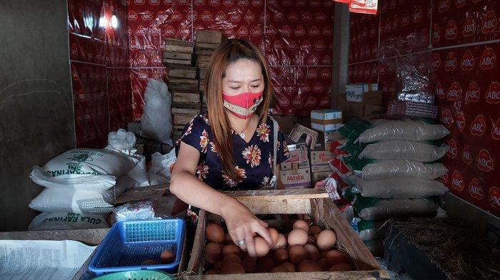 Harga Telur Ayam di Kota Tegal Turun Jadi Rp 23 Ribu